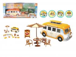 Автомагазин с набором аксессуаров для продажи кофе 2015-1