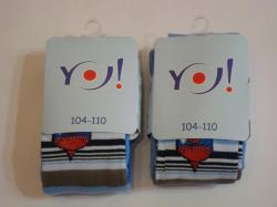 Колготы 104-110 RA-03 / JAZ / BOY YO!