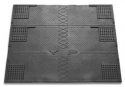 Коврик резиновый 55х62см (под стиралку)