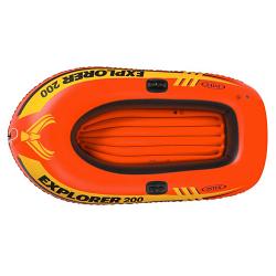 Лодка надувная Explorer (вместимость 1людина, макс вес 95 кг) 58330