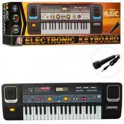 Синтезатор 37 клавиш, FM микрофон, бат. MQ032FM
