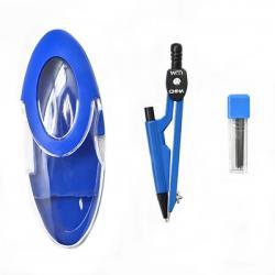 Циркуль Wild&Mild в пластиковому футлярі 2 предмети, ST00156