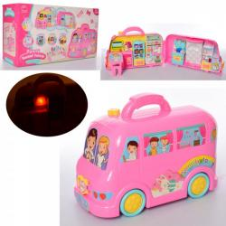 Автобус - чемодан с аксессуарами, QF2813