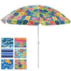 Зонт пляжный Stenson d2.4м, MH-0042
