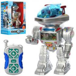 Робот на радиоуправлении, 0908