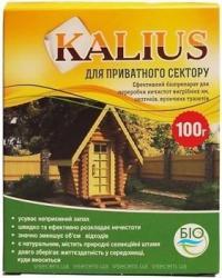 Биопрепарат Kalius для выгребных ям 100 г