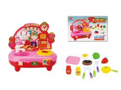 Игровой набор кухня детская BOOM LIGHT, XG1011A