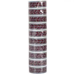 Скотч декоративный COLOR-IT Вышиванка 15ммх5м 0021