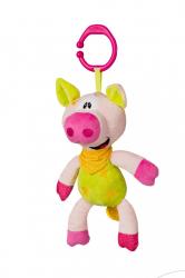 Игрушка музыкальная Бешеная Свинка