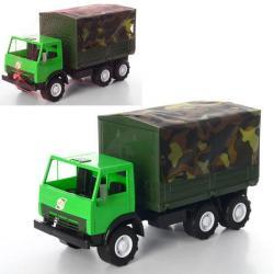 Военный грузовик Х2, 884