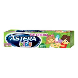 Детская зубная паста Astera KIDS со вкусом мороженого 50мл