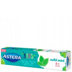Детская зубная паста Astera KIDS со вкусом мяты 50мл