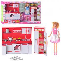 Кукла 29см, кухня, DEFA 8085