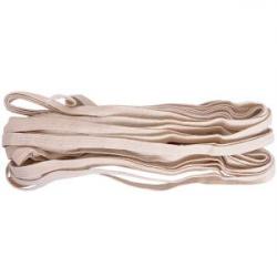 Резинка для одежды плетеная 10м