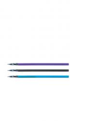 Стержень гелевый NORMA Gelios 0,5мм фиолетовый 343