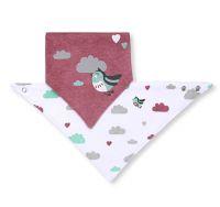 Шейный платок birds (2 шт. в наборе)