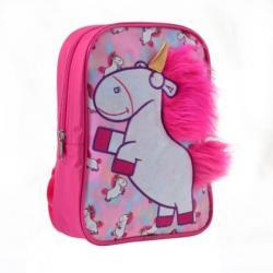 Рюкзак детский YES Minions Fluffy, 557817