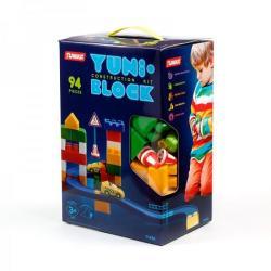 Конструктор детский YUNI-BLOK, 94 детали, 71436