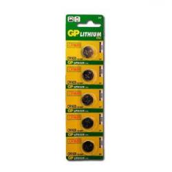 Батарейка - таблетка GP-1620