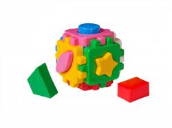 Куб  Умный малыш  МИНИ  1882