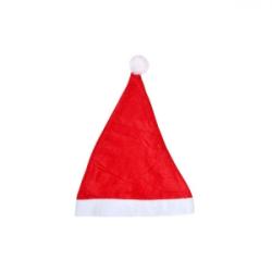 Шапка Деда Мороза фетр малая 6216-7