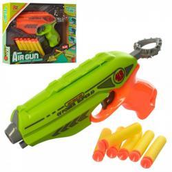 Пистолет с мягкими пулями-присосками, 007-07