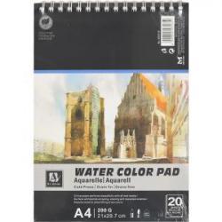 Альбом для акварели COLOR-IT Water Color Pad А4 20 листов 200г/м²