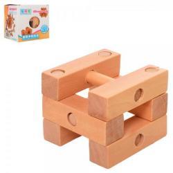 Головоломка Burrpuzzle деревянная, 5261