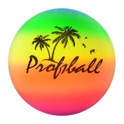 Мяч детский 9' волейбол, радуга MS 0008