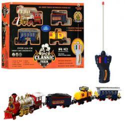 Железная дорога на радиоуправлении Classic Train, 45
