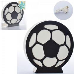 Ночник Футбольный мяч (USB зарядка, от сети, на батарейках), MD 2227
