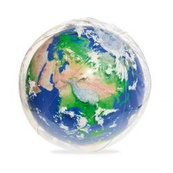 Мяч надувной Земля 61см 31045