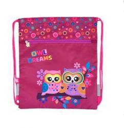 Сумка для обуви 1Вересня Owl, 555344