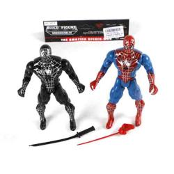 Супергерои СП 2шт. мир. 14,5 см в пакете 283-8 17-19-3см