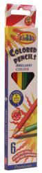 Карандаши цветные CLASS PREMIUM 6 цветов 1606