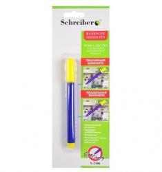 Ручка-тестер Schreiber для проверки подделки банкнот S-2446