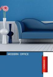 Книга канцелярская записная Ранок Modern office - dark blue А4 линия 48 листов