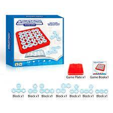 Мозаика-головоломка (игровое поле, блоки 7 шт.), 5074