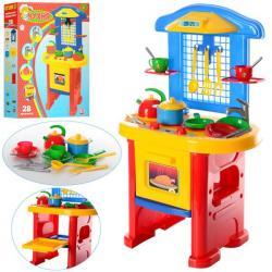 Игровой набор кухня детская 3 Технок, 2124