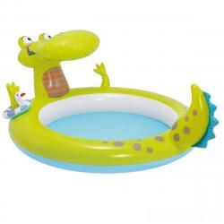 Бассейн детский Intex Крокодил 57431