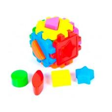 Логический куб Сортер (с вкладышами) в пакете 50-001 KW