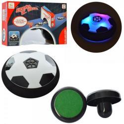 Игра Футбол, аеромьяч 11см. (Свет на батарейках), M 5703