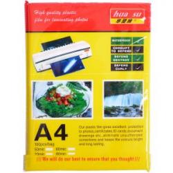 Пленка А4 для ламинирования 70 микрон 70А4