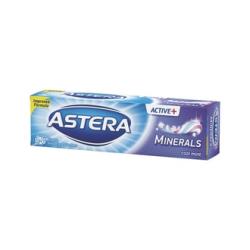 Зубная паста Astera Active + Minerals (с минералами) 100 мл.