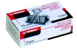 Биндер NORMA 25мм черный 4751