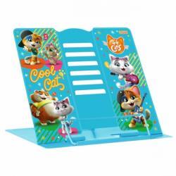 Подставка для книг 1Вересня 44 Cats металлическая, 470468