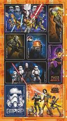 Наклейка Ранок Disney Звездные Войны-1