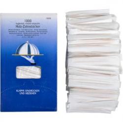 Зубочистки в бумаге 1000 штук 130301