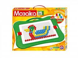 Мозаика 5 Технок (13 мм., 240 деталей, 4 цвета) 3374