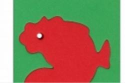 Рамка-вкладыш мягкая Фигурки животных Куры